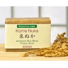 Japanese Rice Bran Toning soap