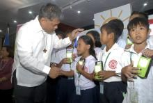 Philippines - DepEd calls for improvement of learning environment through LightEd PH campaign
