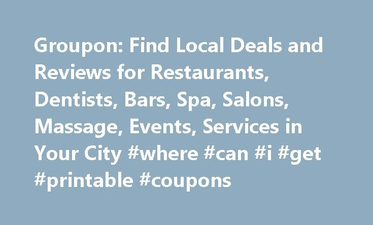 """Groupon: Find Local Deals and Reviews for Restaurants, Dentists, Bars, Spa, Salons, Massage, Events, Services in Your City #where #can #i #get #printable #coupons http://coupons.remmont.com/groupon-find-local-deals-and-reviews-for-restaurants-dentists-bars-spa-salons-massage-events-services-in-your-city-where-can-i-get-printable-coupons/  #coupons now # Discover Local Deals Chicago Guide The nickname """"The Second City"""" was intended as a slight by writer and proud New Yorker A.J. Liebling, but…"""