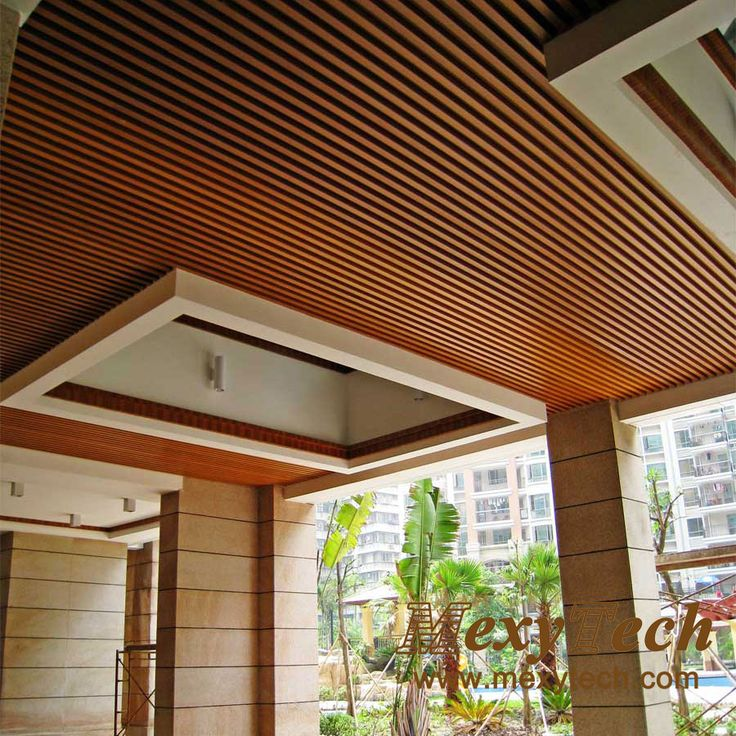 9 Best Images About Ceiling: Wood On Pinterest
