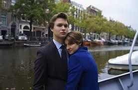 Augustus Waters and Hazel Grace  -Fault In Our Stars