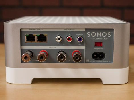 Sonos Connect:Amp: review - CNET