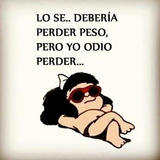 Mafalda siempre grande :)