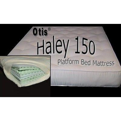 "Otis Bed Haley 150 8"" Extra Firm Mattress Size:"