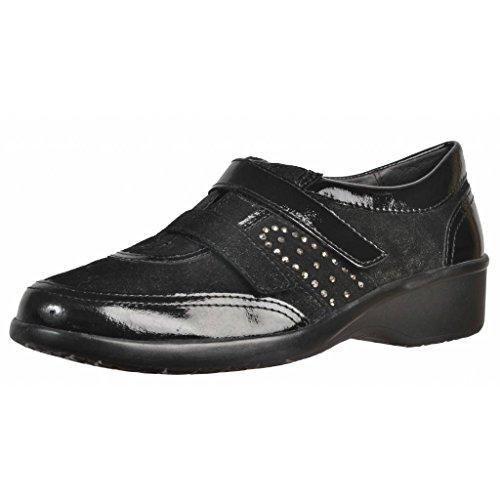 Oferta: 109.9€ Dto: -50%. Comprar Ofertas de Zapatos de cordones para mujer, color Negro , marca STONEFLY, modelo Zapatos De Cordones Para Mujer STONEFLY PASEO II 72 Negr barato. ¡Mira las ofertas!