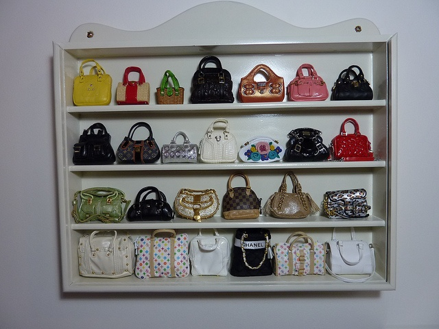 FR Handbag Storage By Rachelu0027s Dollworld, Via Flickr