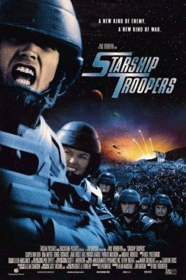 Starship Troopers, a different kind of creature feature