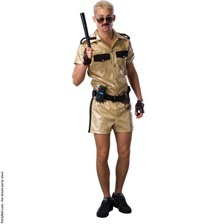 Deluxe Lt. Dangle Men's Costume