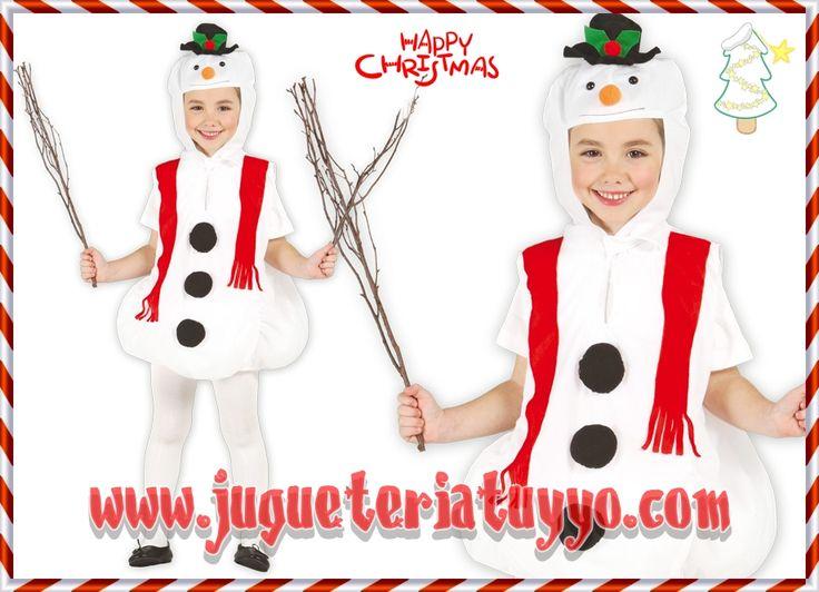 Comprar DISFRAZ DE MUÑECO DE NIEVE 7-9 AÑOS grfrt a 14,99€ > Disfraces navideños 7-9años > Disfraces navideños niñas/niños > Disfraces navideños > Disfraces baratos y de lujo | DISFRACES BARATOS,PELUCAS PARA DISFRACES,DISFRACES,PARTY,TIENDA DE DISFRACES ONLINE-TIENDAS DE DISFRACES MADRID-MUÑECOS DE GOMA-PELUCAS PARA DISFRAZ,VENTA ONLINE DISFRACES