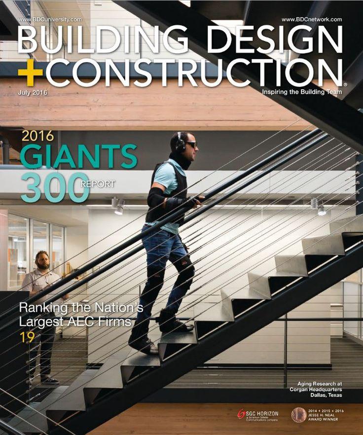 Building Design Magazine Top
