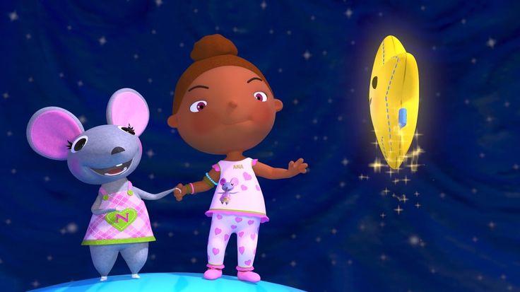 Twinkle Twinkle Little Star. Still from video by #HuggyBoBo - watch on YouTube https://goo.gl/C6tbfl