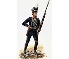 Uniform of the 4th US Infantry, Battle of Tippecanoe