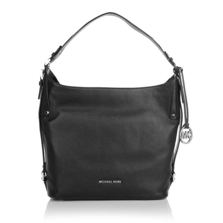 Michael Kors Bedford Belted LG Shoulder Bag Black za 7 290 Kč | DůmKabelek.cz