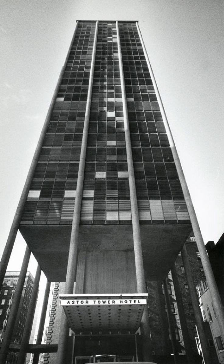 astor tower hotel