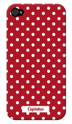 Cute phone case: Cute Phones Cases, Iphone Cases, Phones Cases Polka Dots, Red Dots, Iphone Covers, Polkadot Cases, Iphone 4 Cases, Cutest Phones, Red Polka Dots