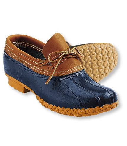 LL Bean- I wore these in high school. I may get a new pair this fall....