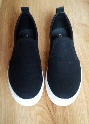 Kup mój przedmiot na #vintedpl http://www.vinted.pl/damskie-obuwie/trampki/17282942-tenisowki-trampki-slip-on-esprit