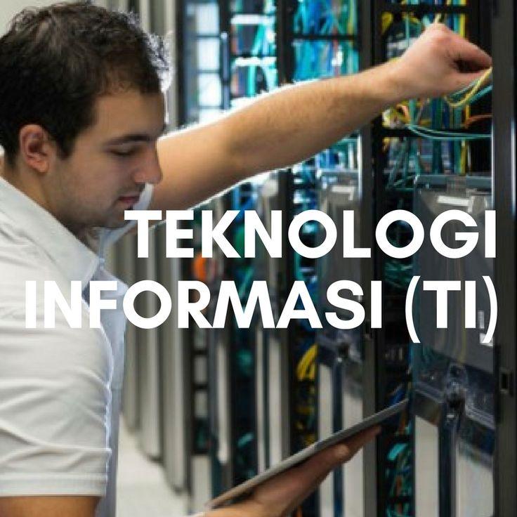 Lowongan kerja Teknologi Informasi (TI) Terbaru 2017