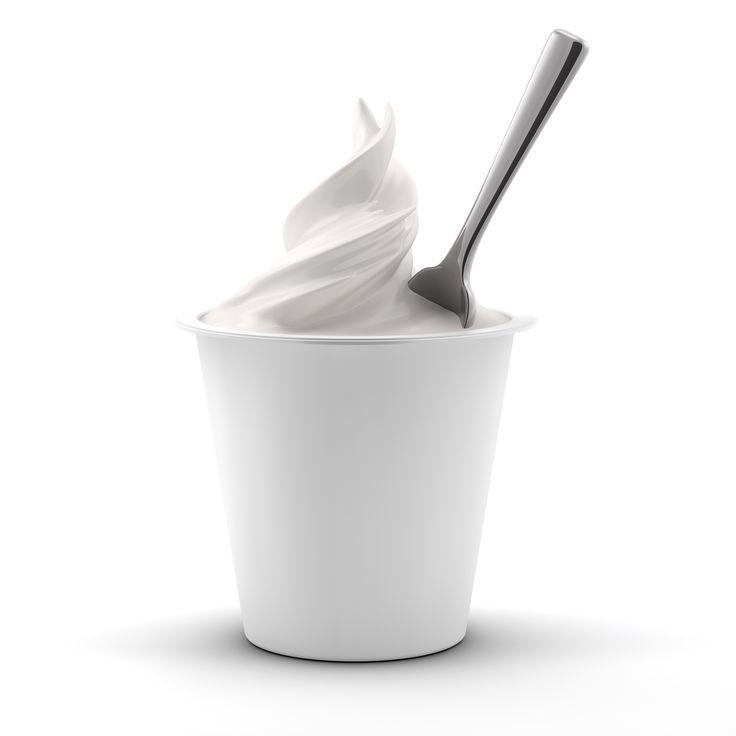 Proste desery: lody jogurtowe, fot. Fotolia