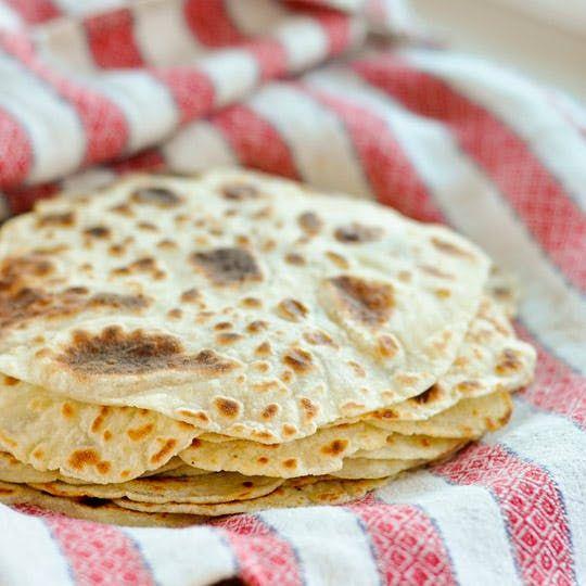 Flatbread Recipe: Norwegian Potato Lefse — Recipes from The Kitchn