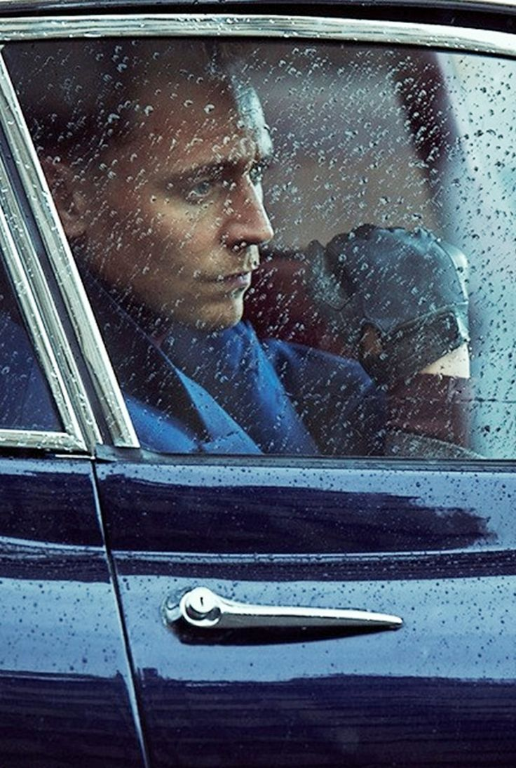 """Tom Hiddleston <3 <3 I swear I can hear Heather Nova's song """"London Rain"""" when I look at this photo of Tom. """"Nothing heals me like you do""""."""