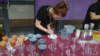 Competitions - 2012: Mocktails for Charity @ Peel Challenger Institute of Technology