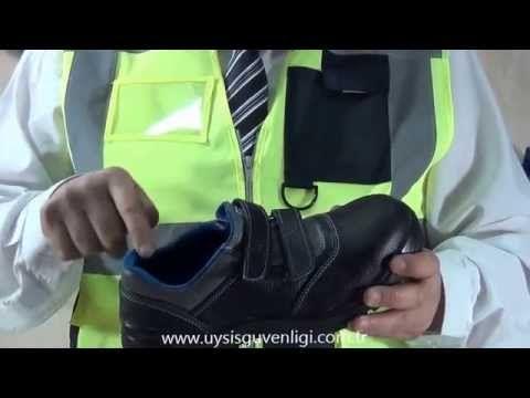 İş Elbiseleri / İş Ayakkabıları / İş Güvenliği Levhaları VİDEOLU ÜRÜNLER http://www.uysisguvenligi.com.tr/icerik.asp?inf=145