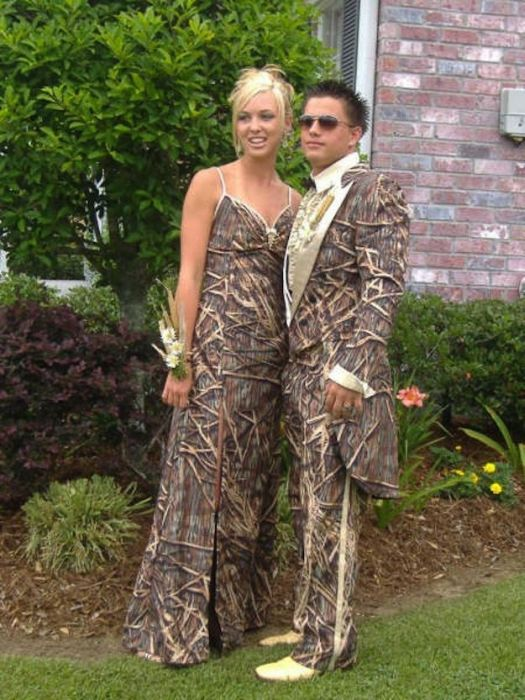Awkward Prom Photo