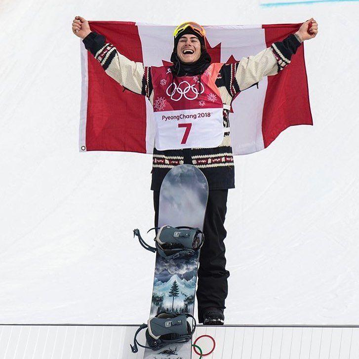 48.5 k mentions J'aime, 1,104 commentaires – Sebastien Toutant (@sebtoots) sur Instagram : « Gold Baby!!! #olympics #snowboarding »