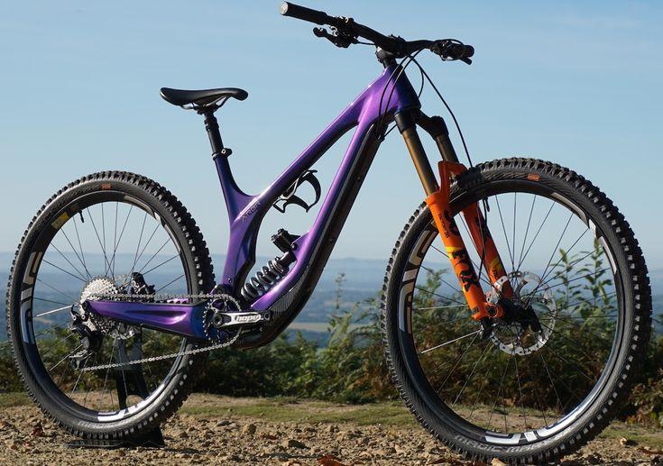 Pin oleh Axel Mellin di MTB | Sepeda