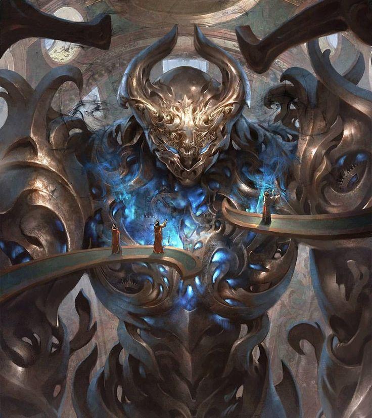 Sundering-Titan-Aether-Revolt-MtG-Art_1024x1024.jpg (912×1024)