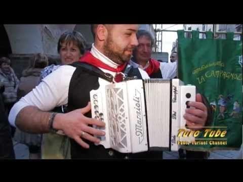 La Campagnola Gruppo Folk - Saltarello