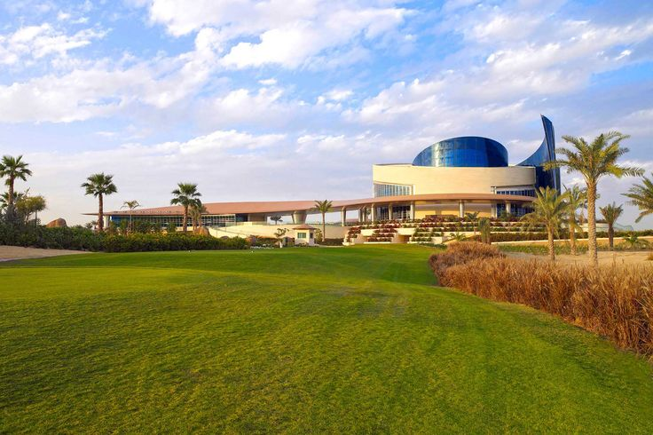 Al Badia Golf Club InterContinental Dubai Festival City Architects/Designers | WATG