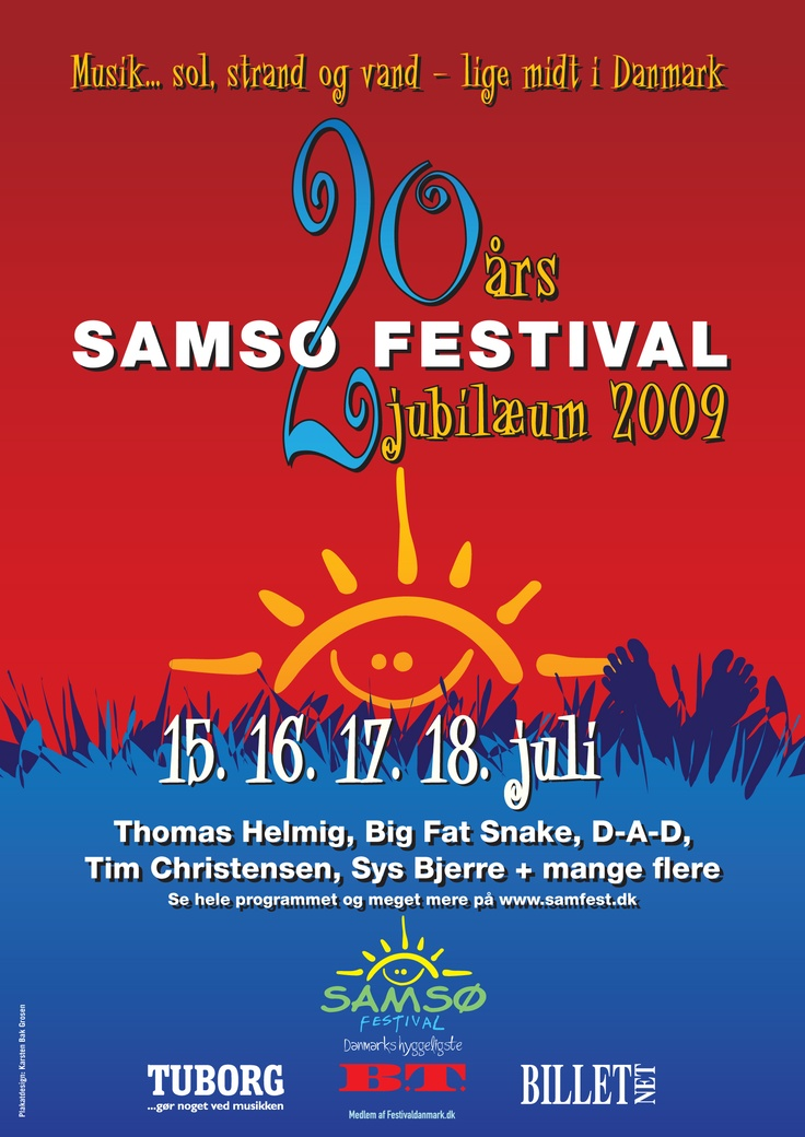 Samsø Festival 2009
