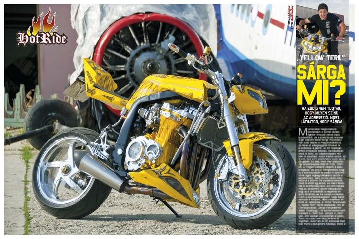 Yellow Teril