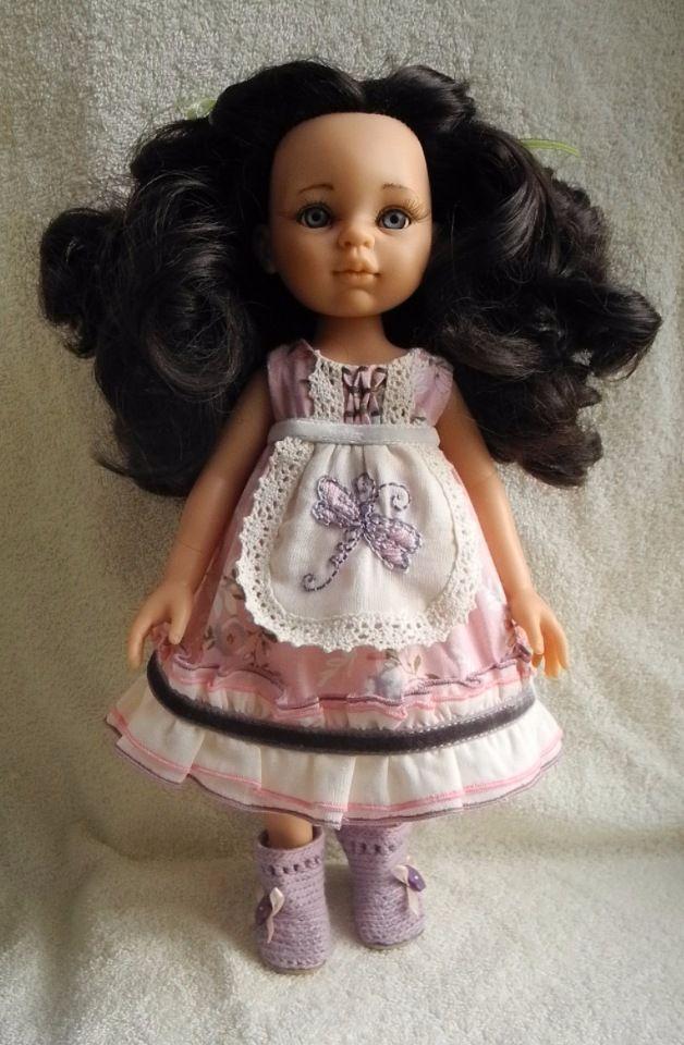 Новенькие наряды на Паолок и Gotz / Одежда и обувь для кукол - своими руками и не только / Бэйбики. Куклы фото. Одежда для кукол