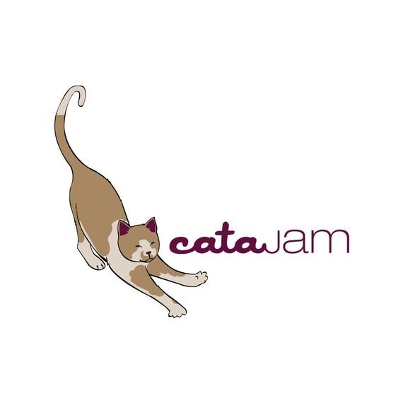 Logo design for Catajam