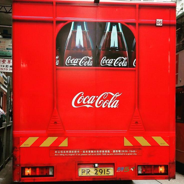 driving a coca cola truck would be my dream job