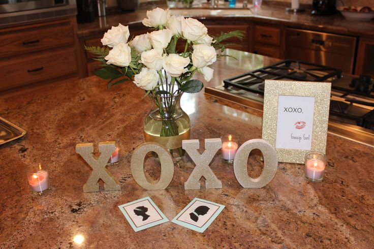 Great ideas for hosting a Gossip Girl themed birthday party