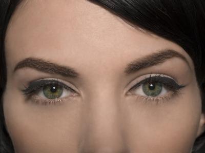 I love 1960s eye makeup