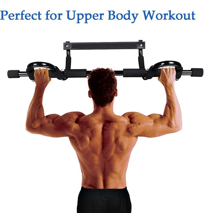 how to build chin up pull bar