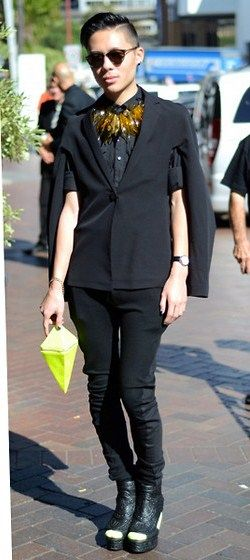 newfashion: Street Fashion: MIH (Men in Heels)