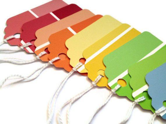 ideas about Paint Chip Calendar Paint Chips