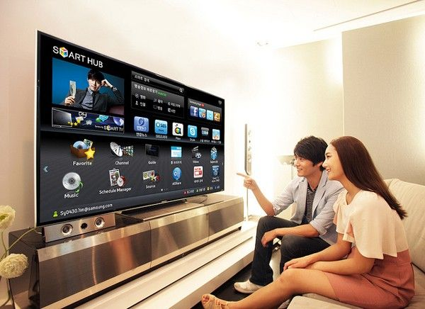 Samsung Multi-Screen Television