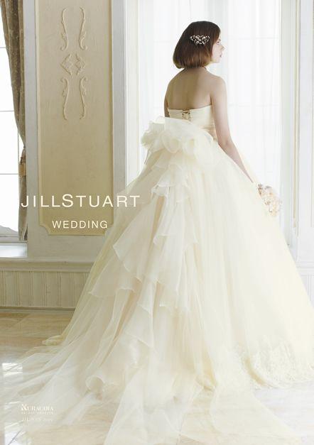 オリジナルドレス|ブライダルコレクション|JILLSTUART WEDDING[ジル スチュアート ウェディング]
