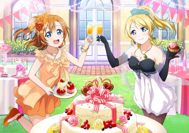 love live school idol festival ultra rare - Google Search