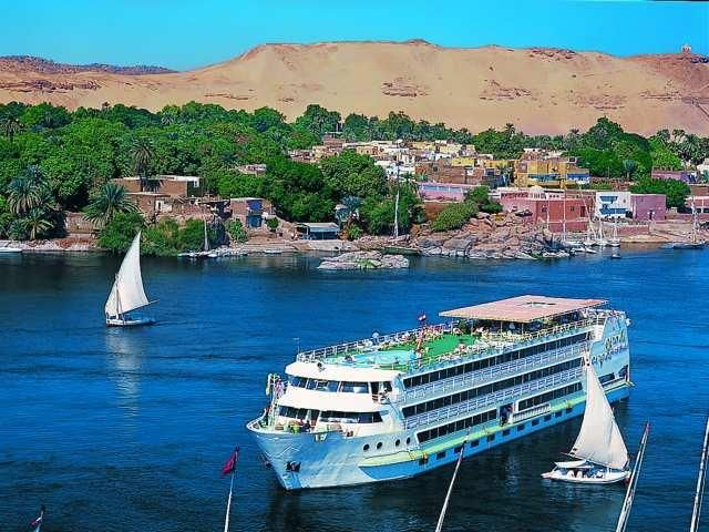 To fully discover the ancient wonders of Egypt, a cruise on the #RiverNileCruises is truly an unforgettable experience. We design a perfect selection of #LuxuryNileCruise and #RiverNileCruises. For getting more details please visit us http://www.egyptonlinetours.com/Egypt-Nile-Cruises/MS-Hames-Luxury-Nile-Cruise.php