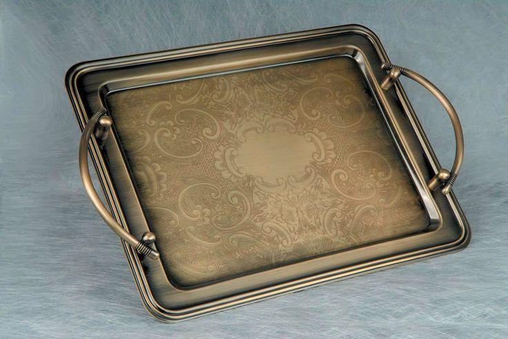 Bronze Παραλληλόγραμμος - Είδη γάμου & βάπτισης, μπομπονιέρες γάμου | tornaris-rina.gr