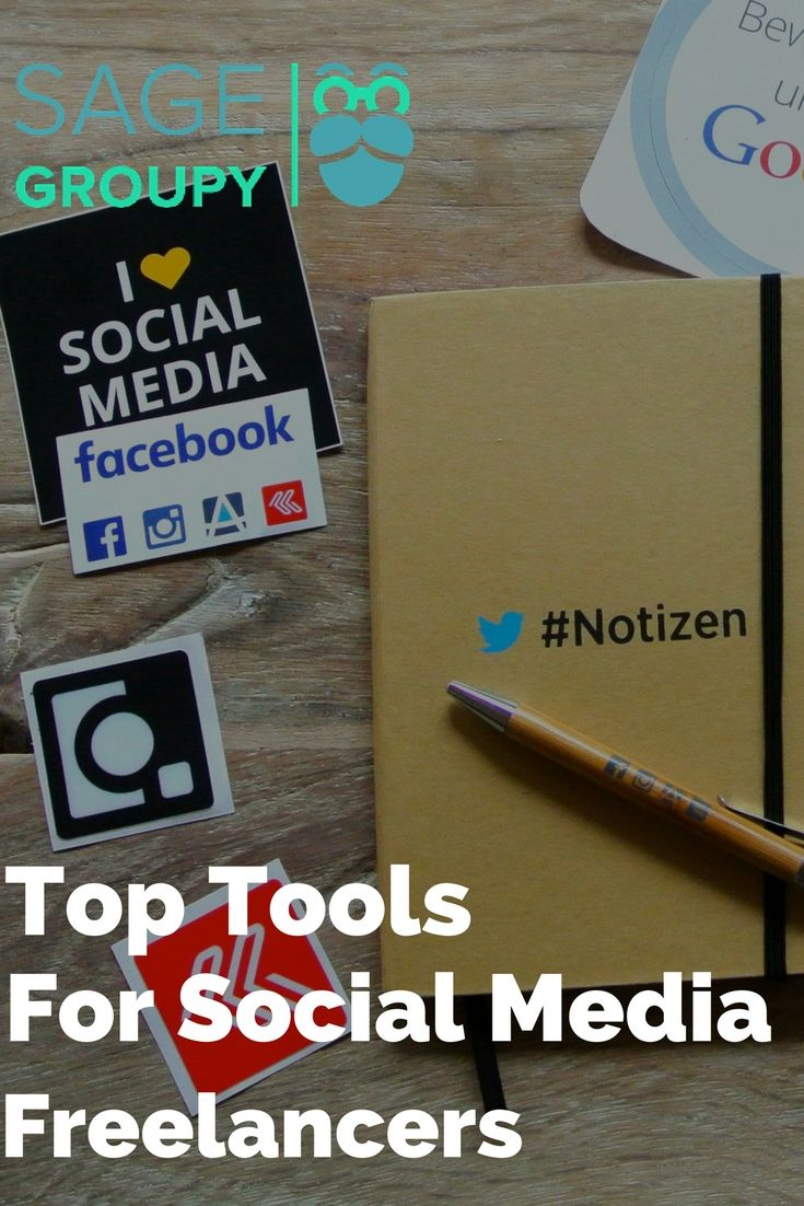 top tools for social media managers