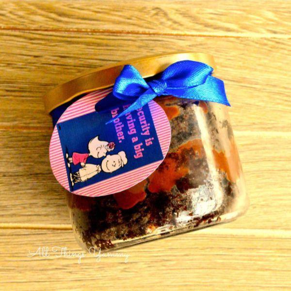 Rakhi Cake Jars Combos